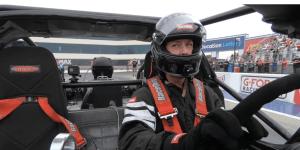 Leroy Corvette Roll Race