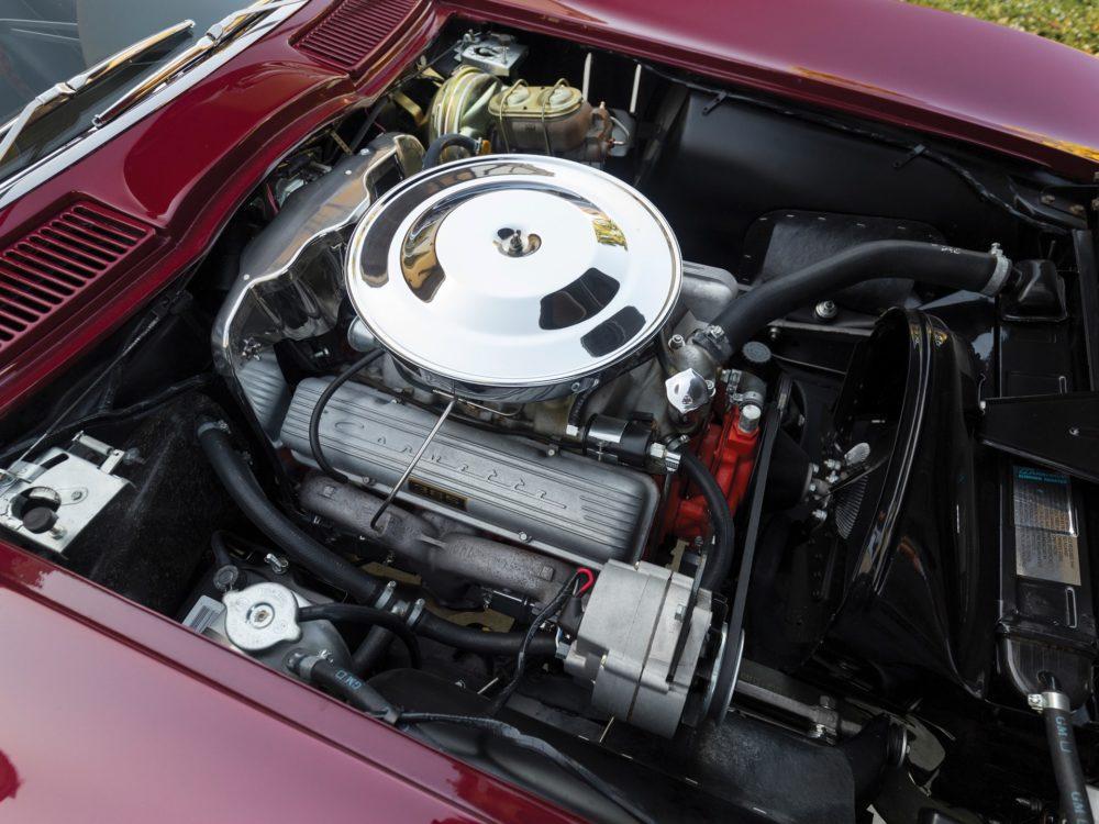 1965 Sting Ray Convertible