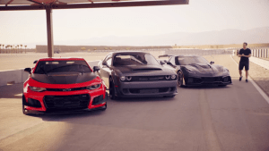 ZR1 vs ZL1 vs Demon