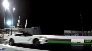 Late Model Racecraft C7 Corvette World Record Quarter Mile CorvetteForum.com