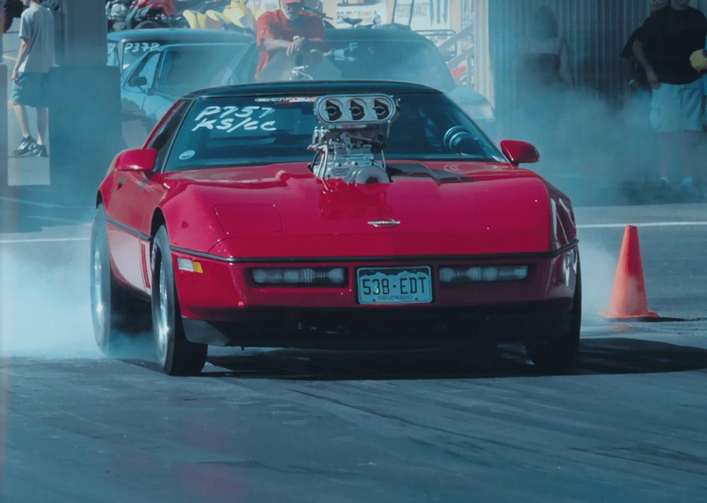 Wild Blown C4 Corvette Runs 9s, Can Be Yours - CorvetteForum