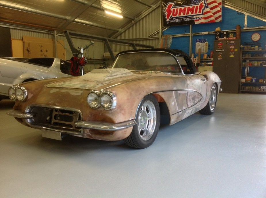 Corvette Restomod