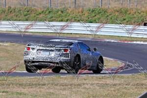Corvetteforum.com C8 Corvette Mid-engine Zora Spy Shots Nurburgring