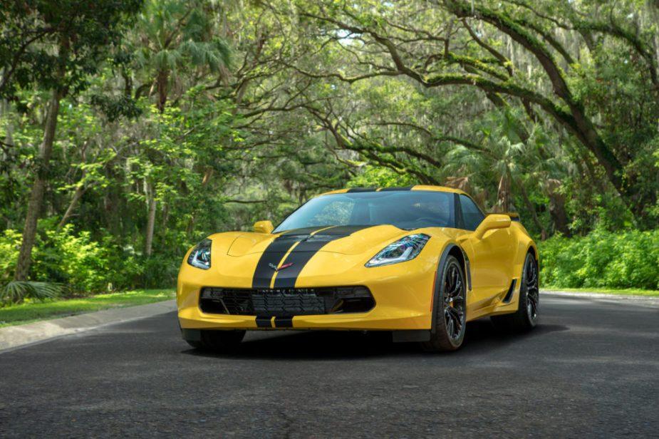 Hertz+ Corvette Z06 Giveaway