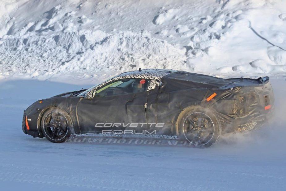 Mid-Engine Corvette