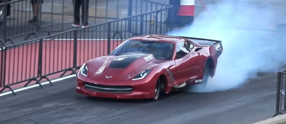 Pro Mod Corvette