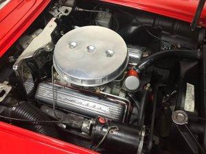 1960 Corvette 283 Engine