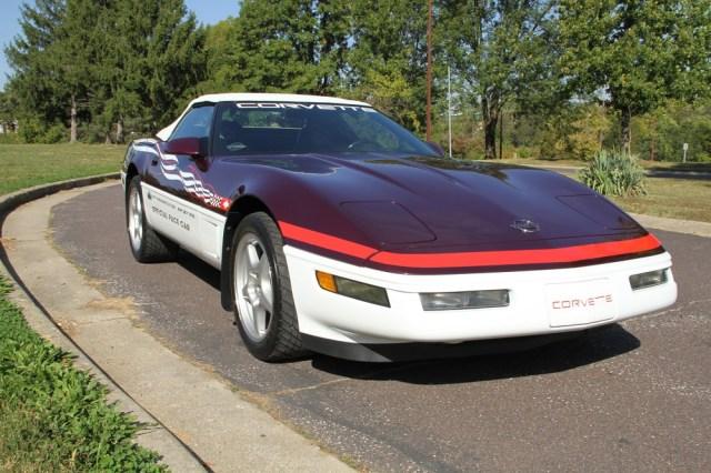 1995 Corvette Pace Car BringATrailer CorvetteForum.com