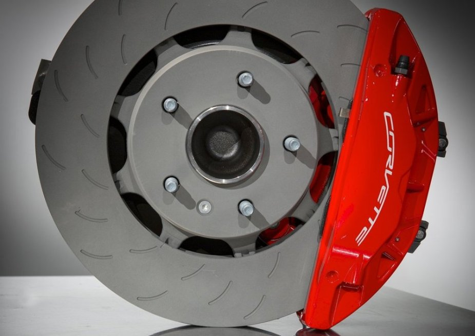 C7 Corvette Stingray Front Brake