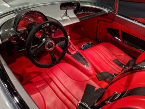 Barrett-Jackson SEMA 2018 Corvette
