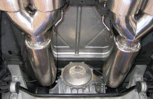 C6 Corvette Mufflers