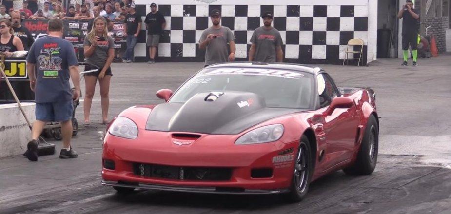 Schatz Corvette Z06 Front
