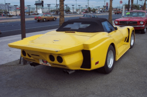 Regrettable Corvette Mods