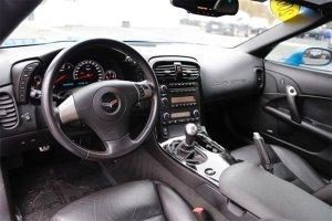 2008 Corvette Z06 Dash