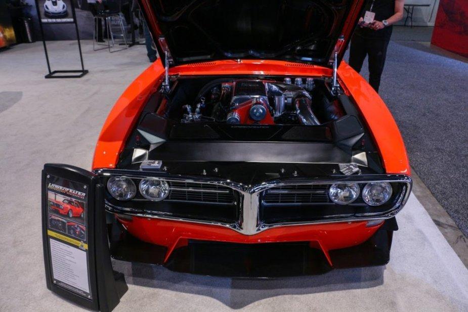 Firebird LSA Engine