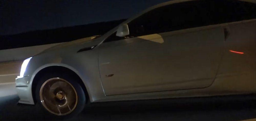 Mustang Vs Cadillac