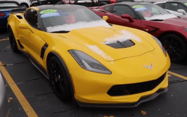 corvetteforum.com Dodge Challenger SRT Hellcat Owner Wants a C7 Corvette Z06