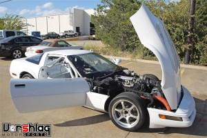 Vorshlag Motorsports C4 Corvette