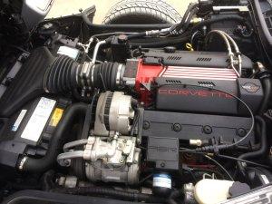 1996 Corvette Collector Edition
