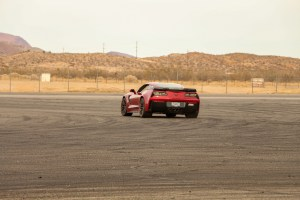 C7 Corvette Z06 on Track Streets of Willow Springs