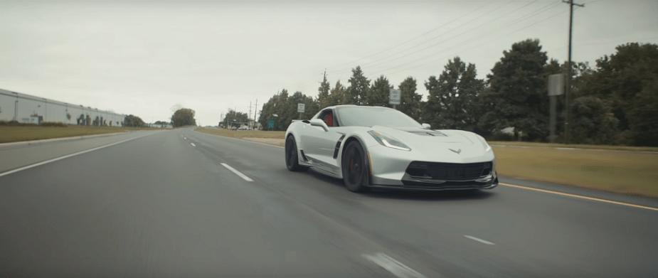 2019 Corvette C7 Z06