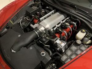 All Motor 468 ci LS7 C6 Z06 Build