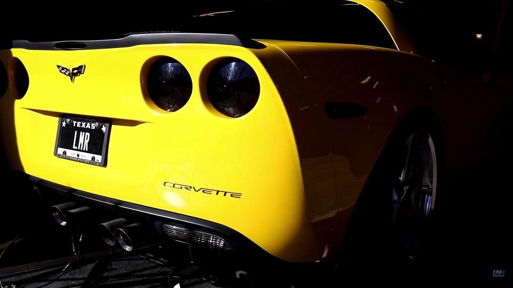 Late Model Racecraft C6 Z06 Heads Cam Exhaust Tune
