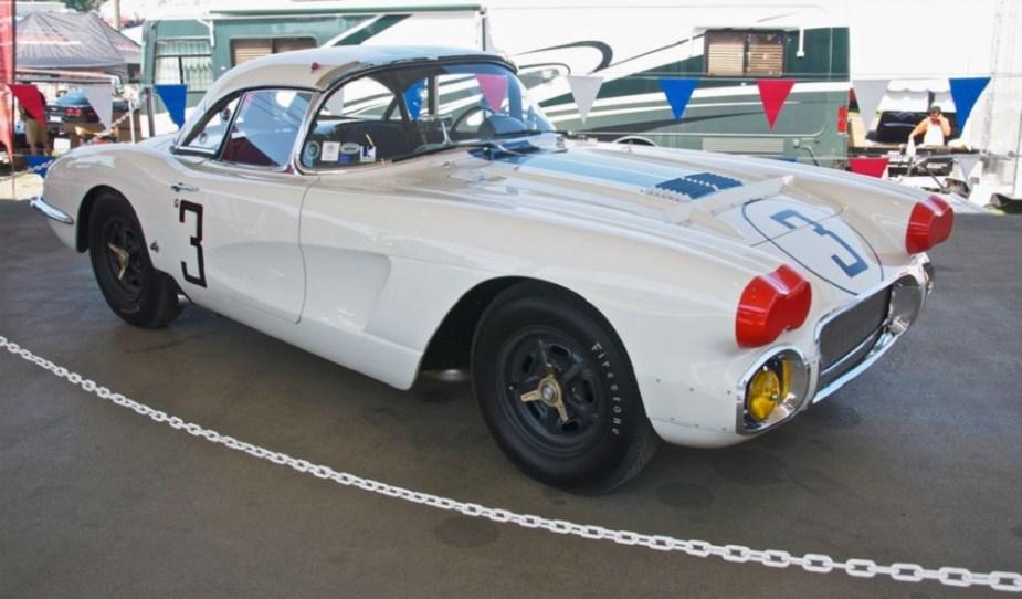Cunningham Corvette