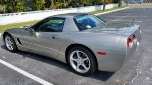 Fixed Roof Coupe C5 Corvette for Sale