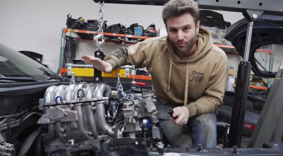 Can A Mazda 20B Three-Rotor Engine Fit in a C5 Z06's Engine
