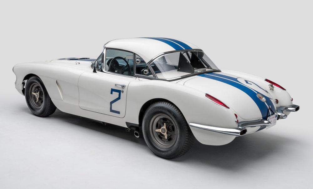 1960 LeMans Corvette Rear Corner