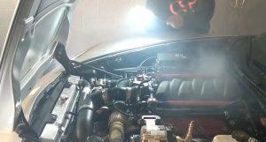 Corvette Z06 Engine Rebuilt