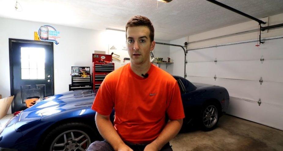 Cheap C5 Corvette Z06 Intro