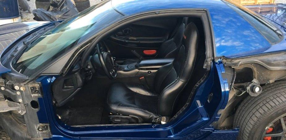 Cheap C5 Corvette Z06 Fix