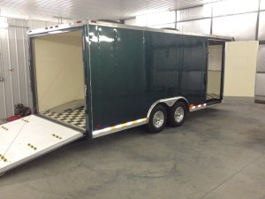 Corvette Trailer for sale ZR1 included