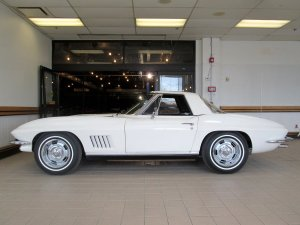 1967 Corvette Convertible Survivor for sale
