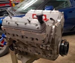 C5 Corvette Z06 LS6
