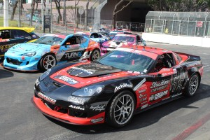 Corvette Forum Gets in on the Action at Formula Drift 2019