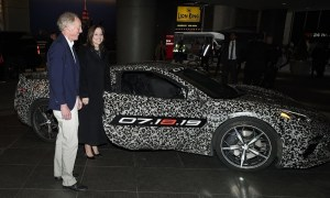 Next Generation Corvette C8 News
