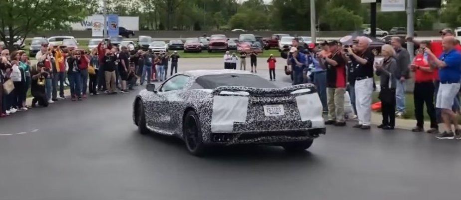 C8 Corvette NCM Bash