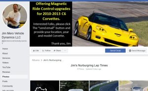 Mero Corvette Business