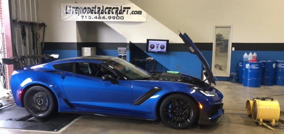 LMR1000HP Corvette ZR1