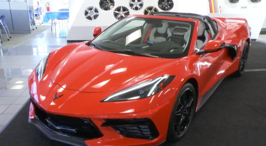 Upstate New York Dealership Showcases Visit By 2020 Corvette