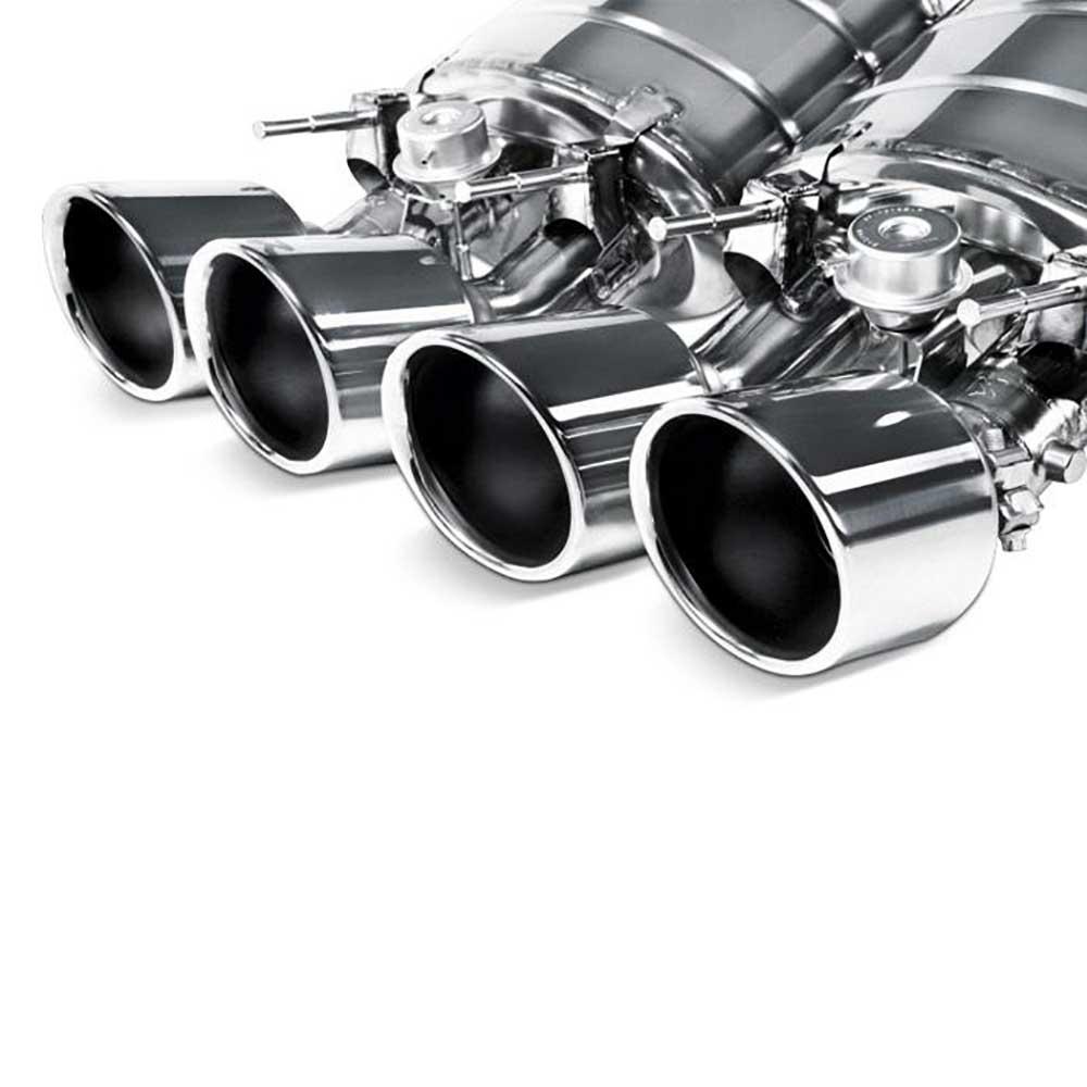 akrapovic c6 z06 zr1 corvette exhaust system