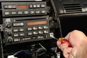 C4 Corvette Sound System Upgrade: Part 1–Installing a Modern Receiver | Corvette Magazine
