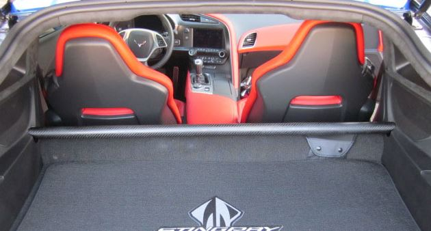 Engine Options Corvette Stingray 2014