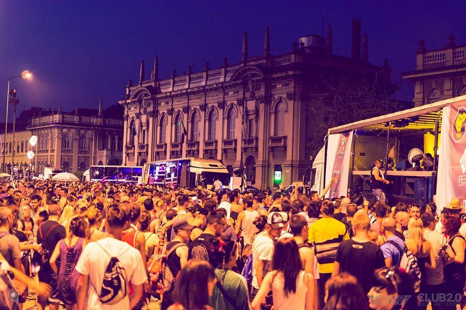 Milano Street Parade 2016: 10 ore di musica e cibo di strada