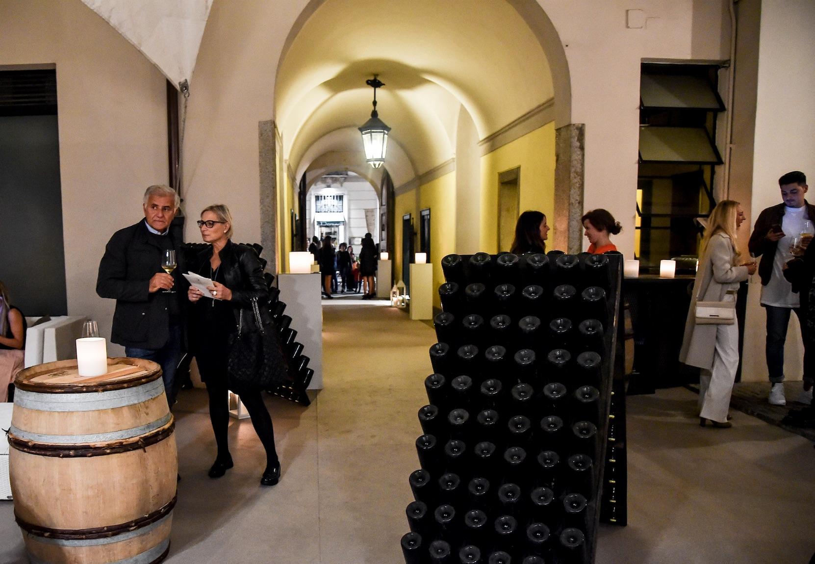 LA VENDEMMIA menu speciali in ristoranti e hotel grazie a Associazione MonteNapoleone