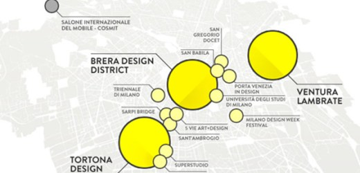 Design Week: gli eventi del Fuorisalone 2017