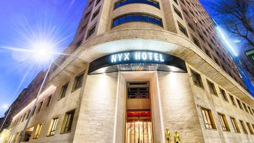 Hotel Nyx / Summer Garden Official Opening Party
